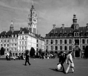 Lille -Grand Place