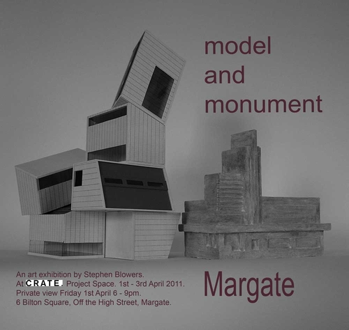 Model and Monument invite