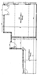 Project Space 1 & 2 PLAN